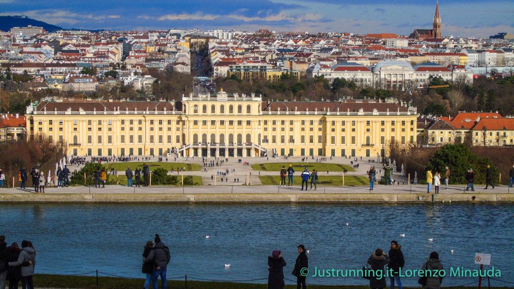 Castello Schombrun Vienna