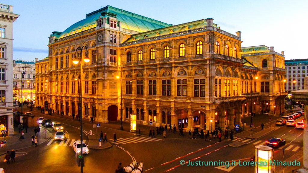 Teatro dell'opera Vienna