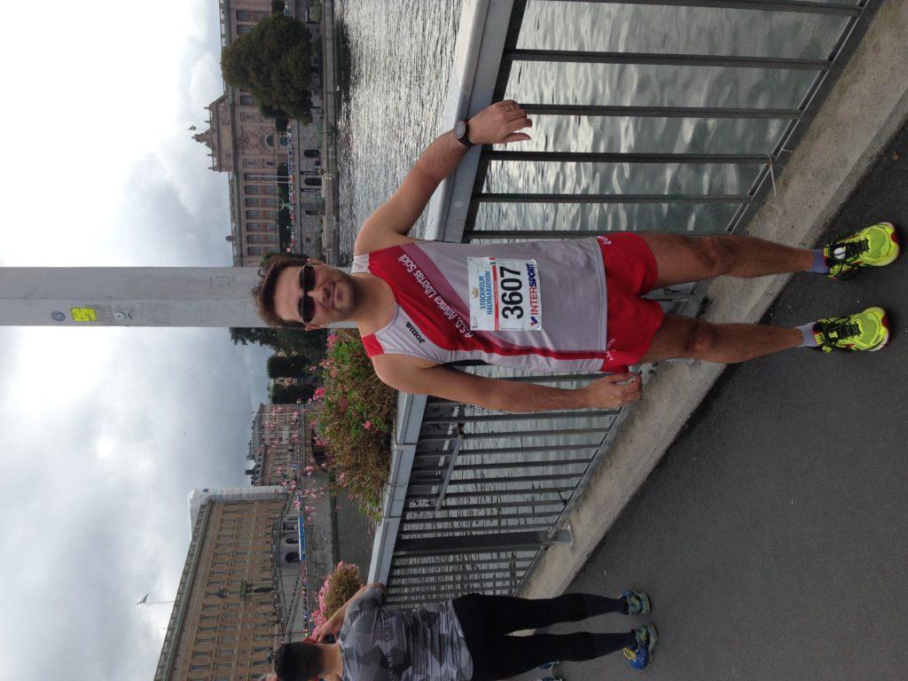 Lorenzo Minauda Half Marathon Stoccolma