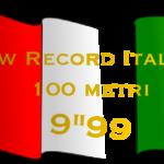 record italiano filippo tortu