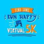 brooks run happy virtual run