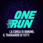 one run