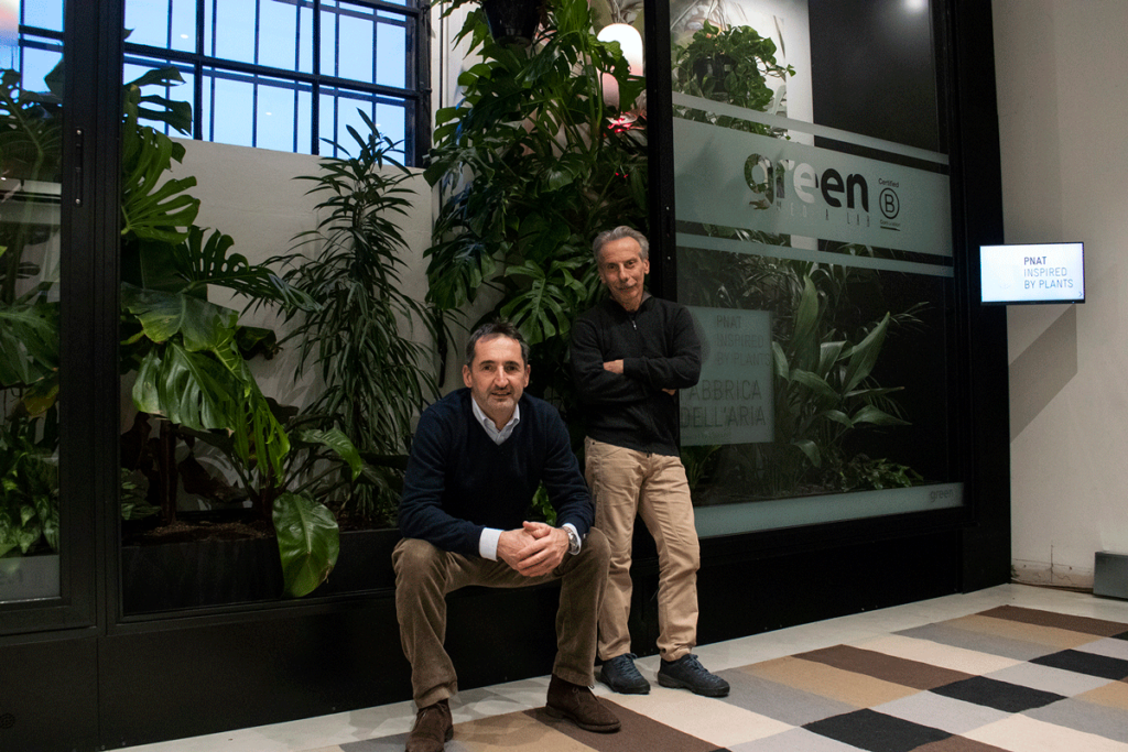 Daniele Denegri e Giovanni Storti