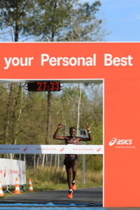 be at you personal best